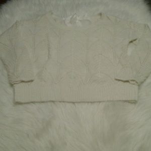 Woman's size L  Lauren Conrad sweater$ 20.00 # 115